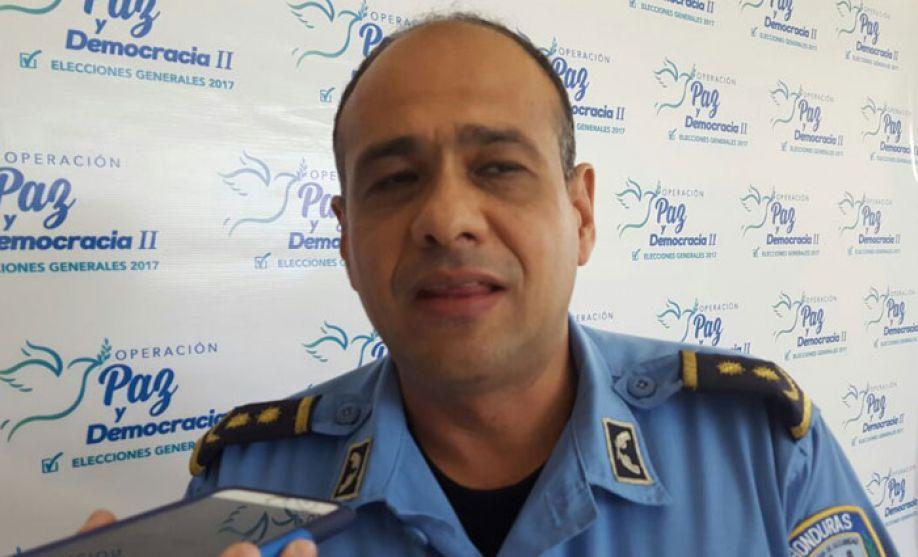 portavoz Jair Meza